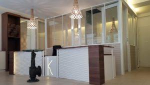 Une rénovation au style design et industriel pour les nouveaux bureaux de kliméo.